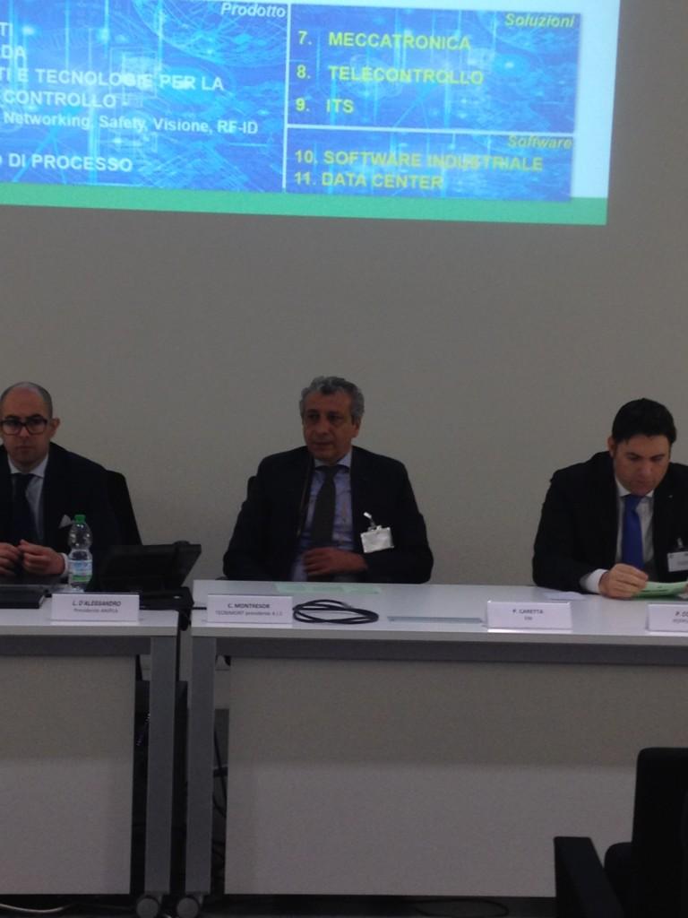 Claudio Montresor - Presidente AIS