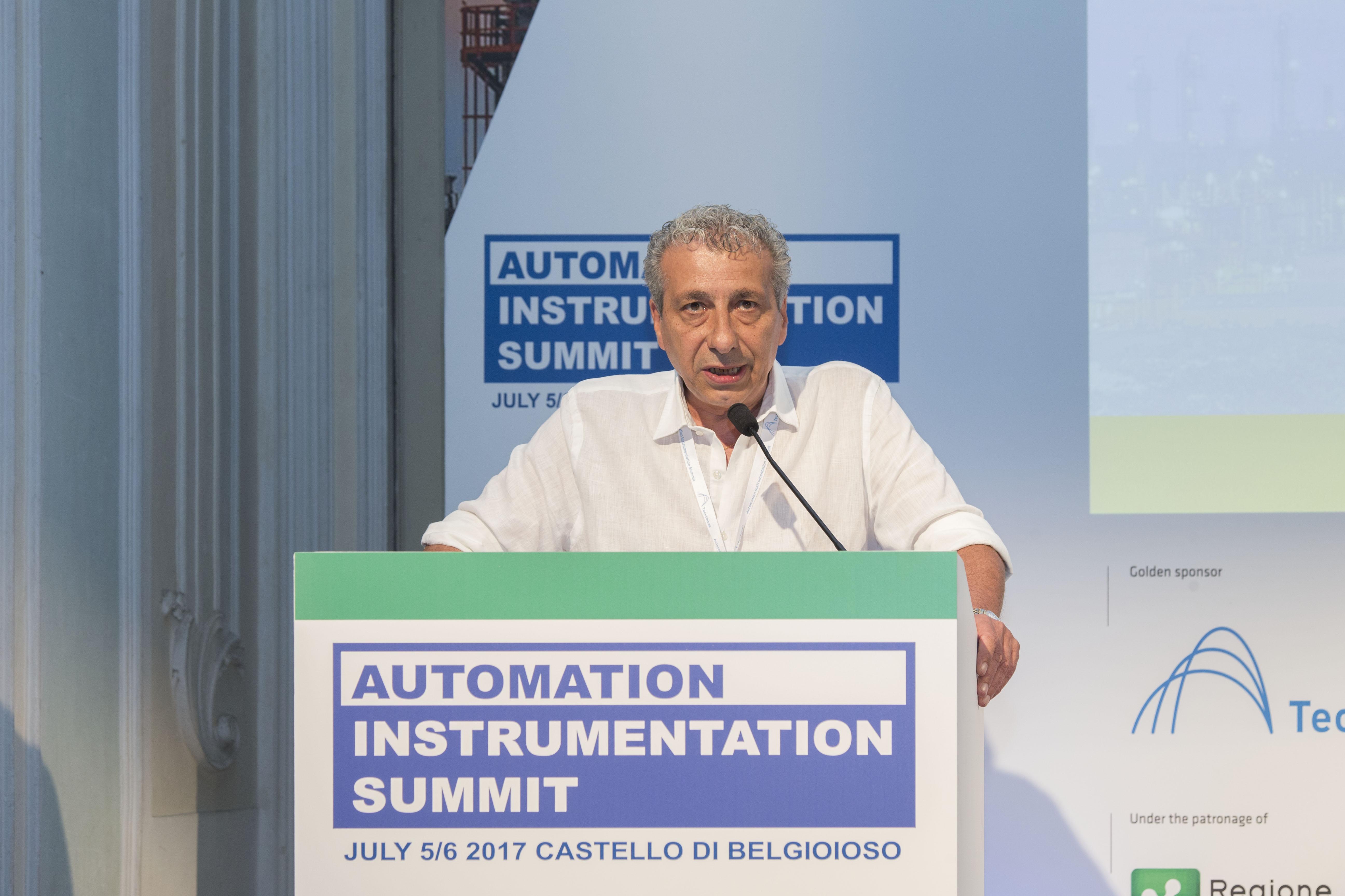 Claudio Montresor, presidente AIS