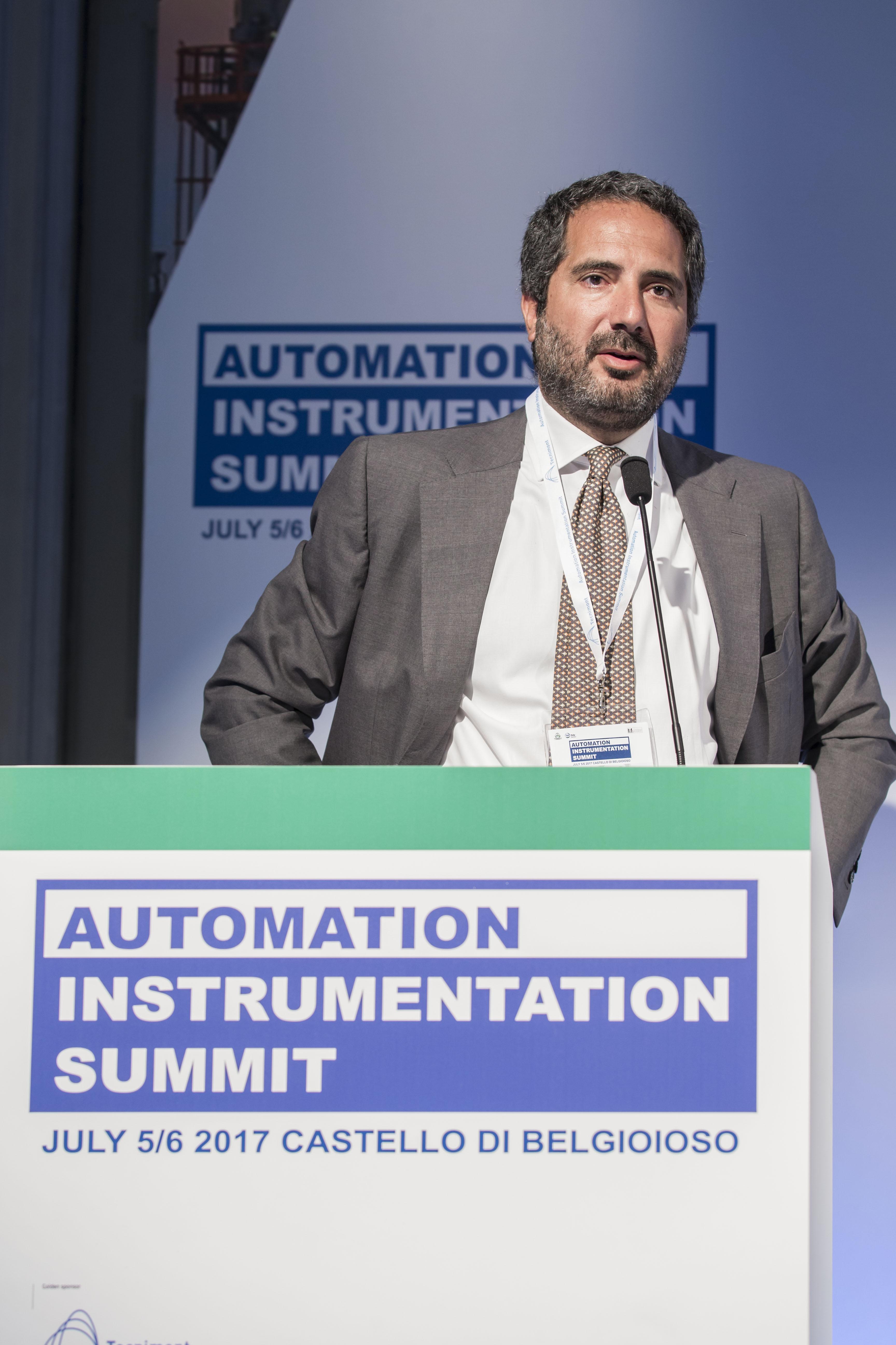 Pierroberto Folgiero, CEO di Maire Tecnimont